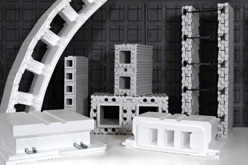 Sistema costruttivo in EPS Carbon ED SYSTEM, -20% sul costo di costruzione, - 60% spese di gestione dell'immobile. ESCAPE='HTML'